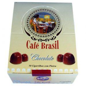 CIGARRILHA CAFÉ BRASIL C/ PITEIRA CAIXA