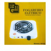 FOGAREIRO ELÉTRICO ALWAHA GOLD