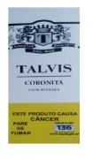 MINI CHARUTO TALVIS CORONITA C/ PITEIRA
