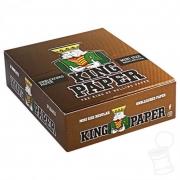 PAPEL SEDA KING PAPER UNBLEACHED MINI SIZE