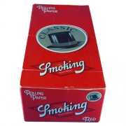 PAPEL SEDA SMOKING RED MINI SIZE
