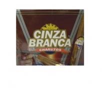 CHARUTO CINZA BRANCA