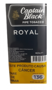 TABACO PARA CACHIMBO CAPTAIN BLACK ROYAL