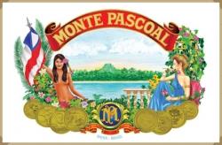 CHARUTO MONTE PASCOAL DOUBLE CORONAS