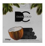 CARVÃO PARA NARGUILÉ DARKCOCO 250 GRAMAS