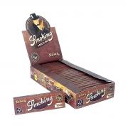 PAPEL DE SEDA SMOKING BROWN 1.1/4