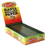 PAPEL SMOKING RASTA 1 1/4