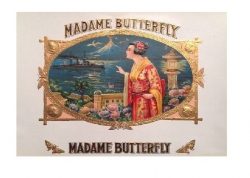 CHARUTO MADAME BUTTERFLY
