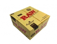 PAPEL SEDA RAW KING SIZE SLIM + TIPS